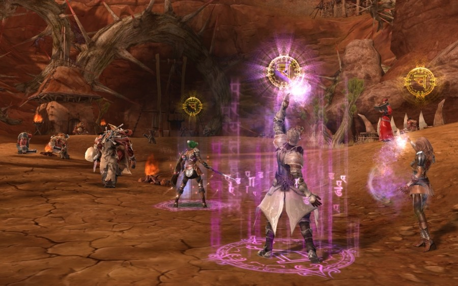 Aion: Tower of Eternity - Screenshot