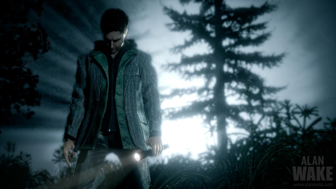 Alan Wake - Screenshot E3