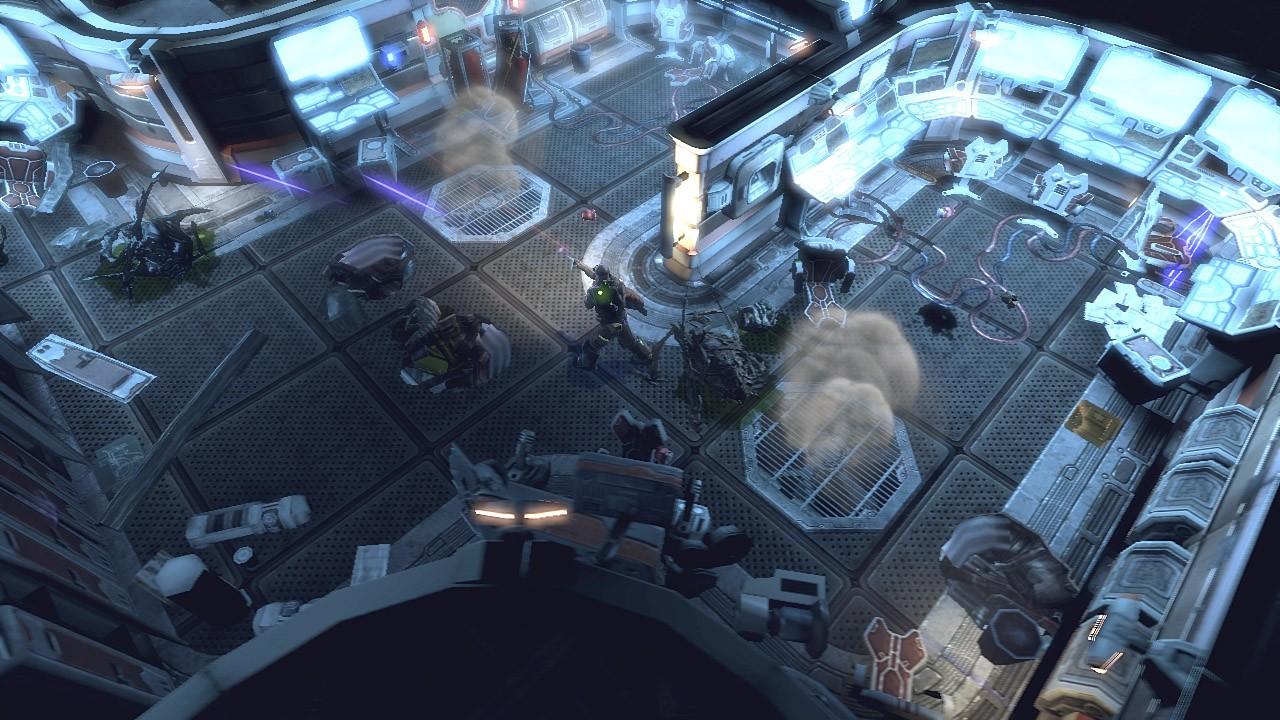 Alien Breed Evolution - primi Screenshot
