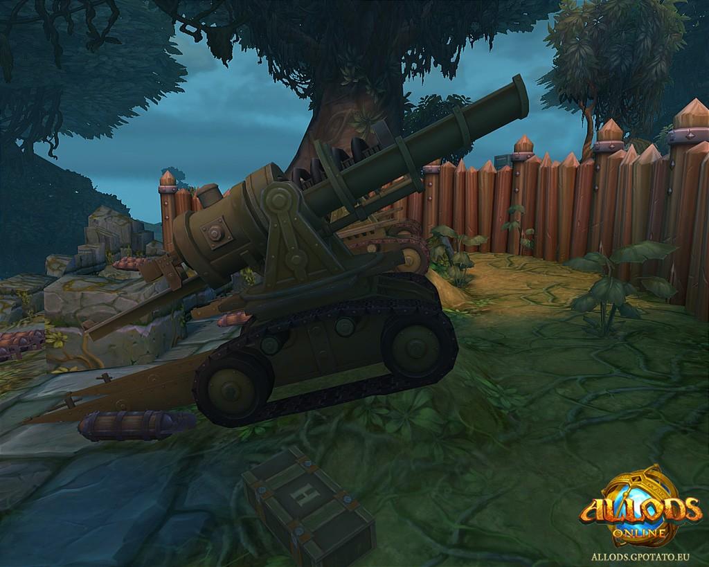 Allods Online - Gameplay