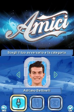 Amici - Gameplay