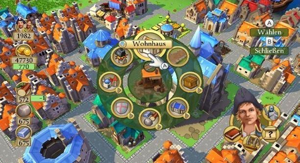 Anno: Crea un nuovo mondo -Screenshot