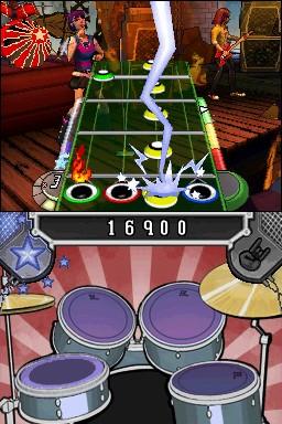 Band Hero - DS Screenshot