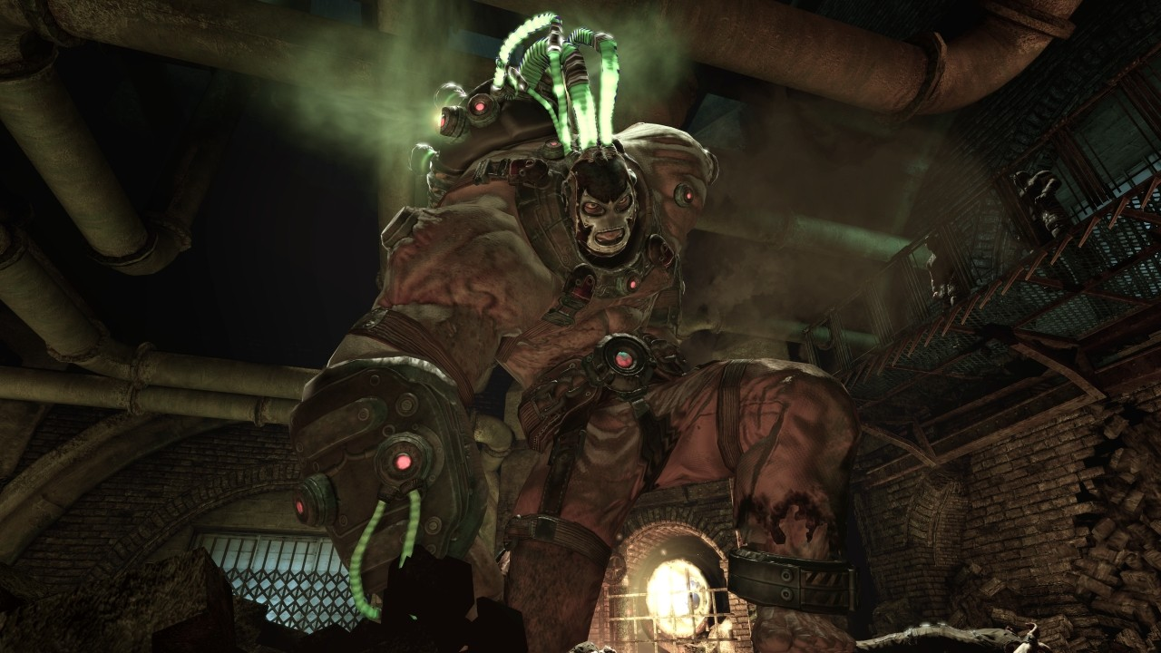 Batman: Arkham Asylum - The Villains gallery