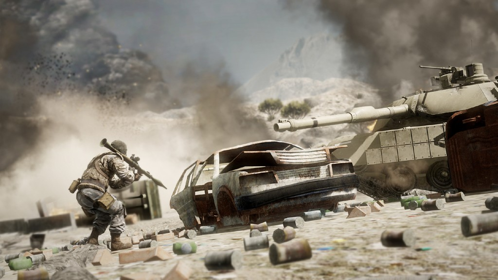Battlefield: Bad Company 2 - Arica