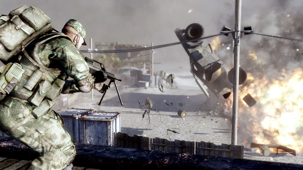 Battlefield: Bad Company 2 - Atacama Desert
