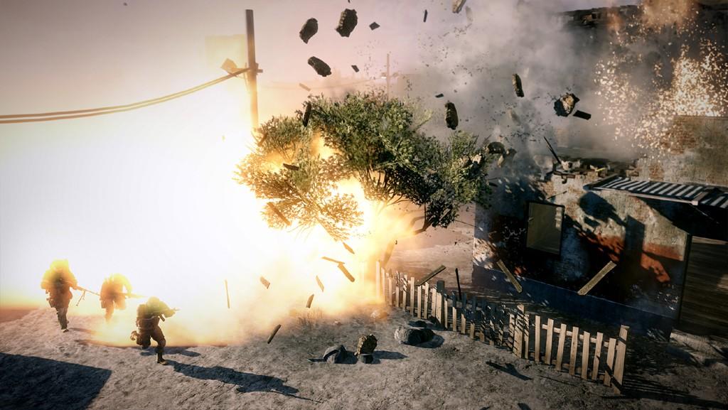 Battlefield: Bad Company 2 - Gioco di squadra
