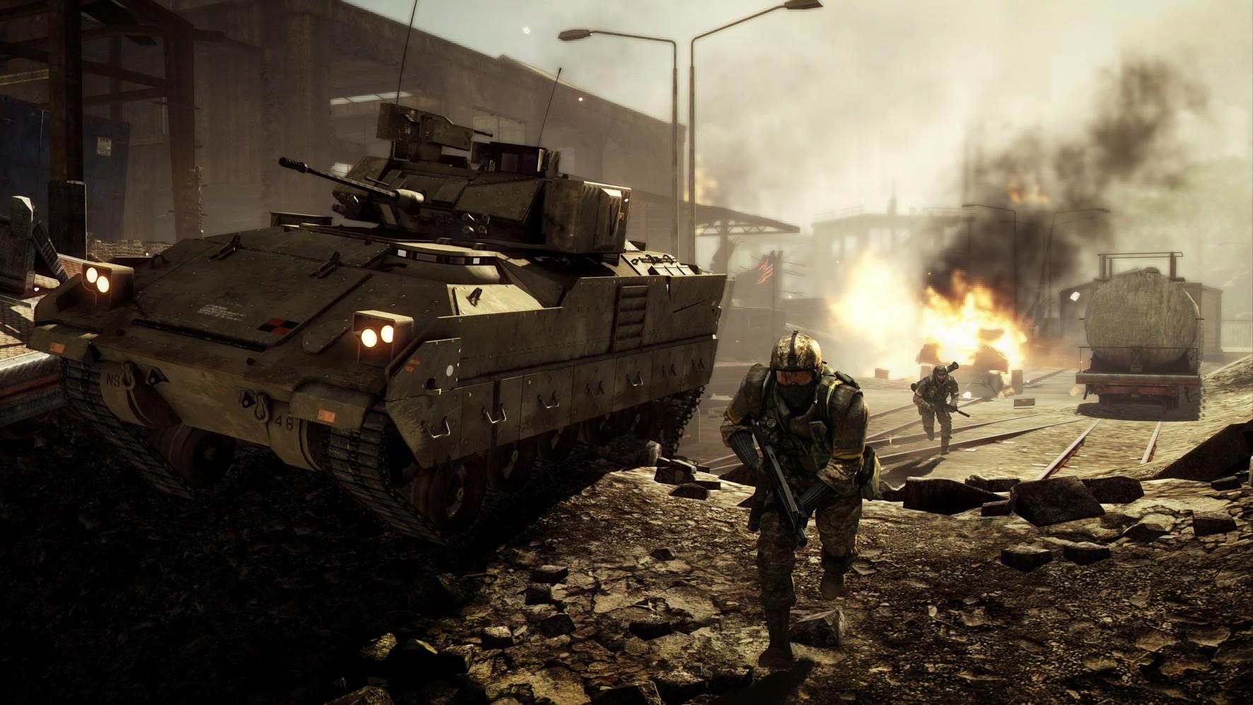 Battlefield: Bad Company 2 - Scene di guerra