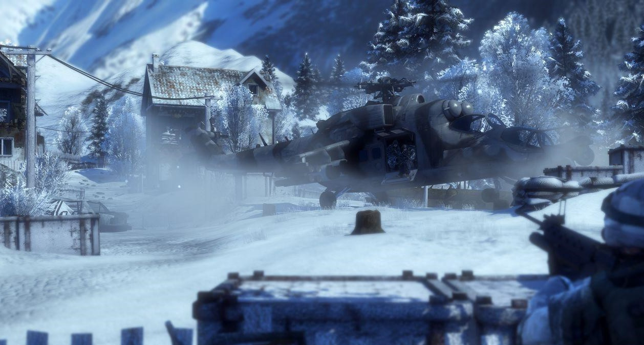 Battlefield: Bad Company 2 - Screenshot