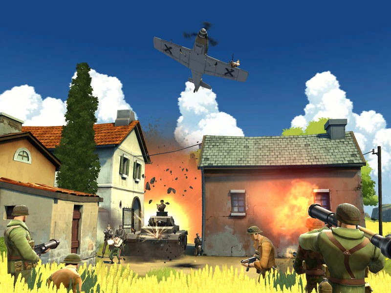 Battlefield Heroes - Screenshots