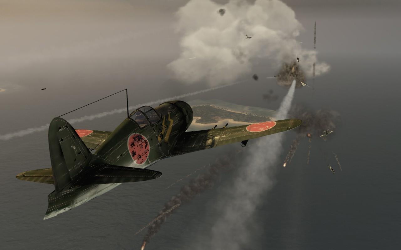 Battlestations: Pacific - Ingame
