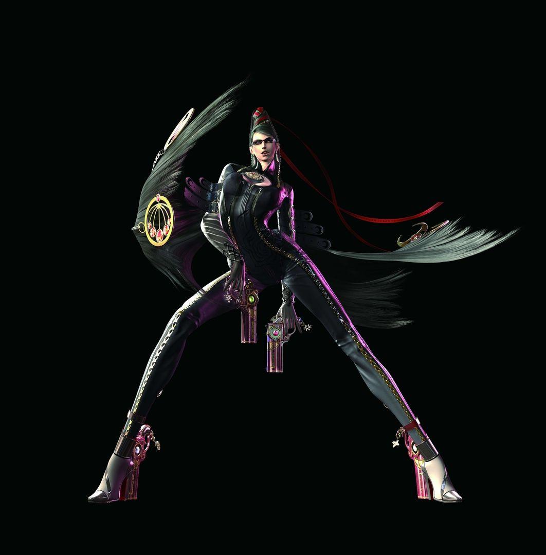 Bayonetta - Gadget e trasformazioni