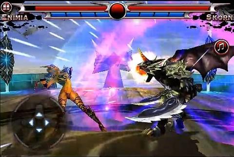 Blades of Fury - Screenshot
