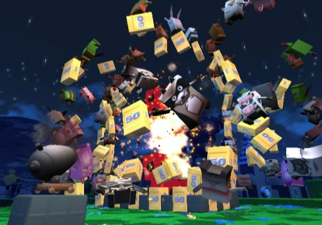 BOOM BLOX Bash Party - In Game