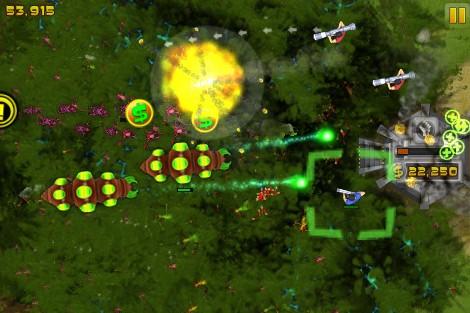 Boom Brigade - Screenshot