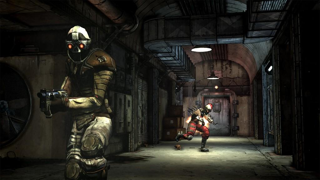 Borderlands - Gamescom 09 Screenshot
