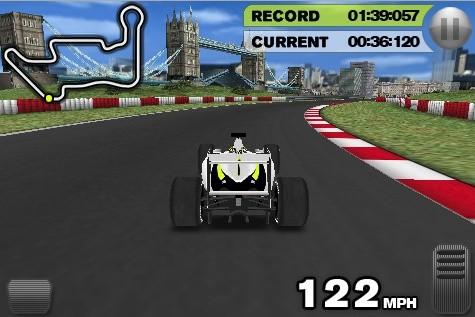 Brawn GP Racing - Screenshot