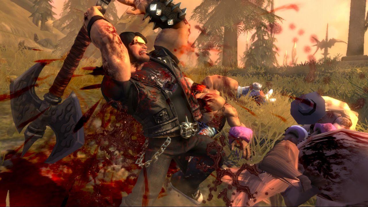 Brutal Legend - Rob Halford