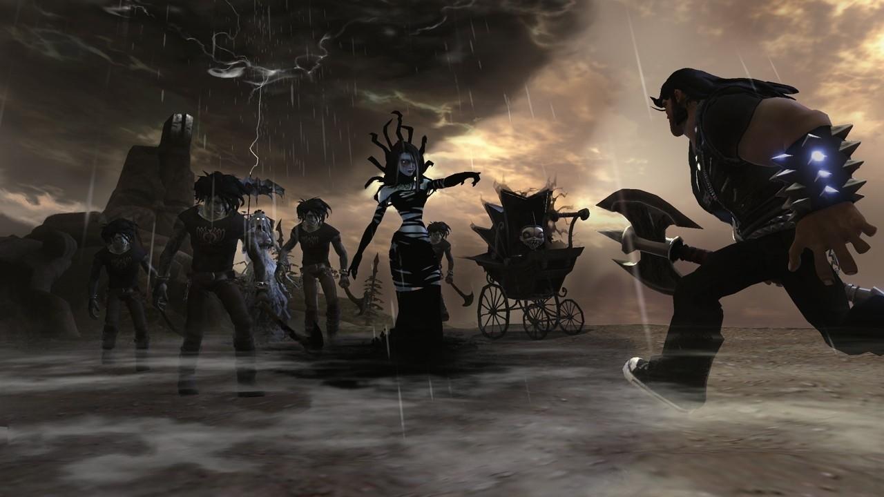 Brutal Legend - Screenshot