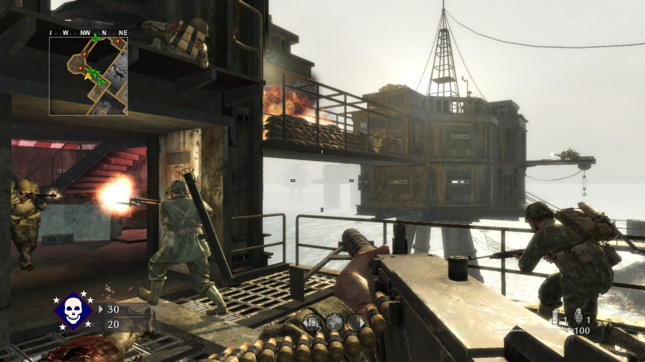 Call of Duty 5: World at War - Nuove mappe