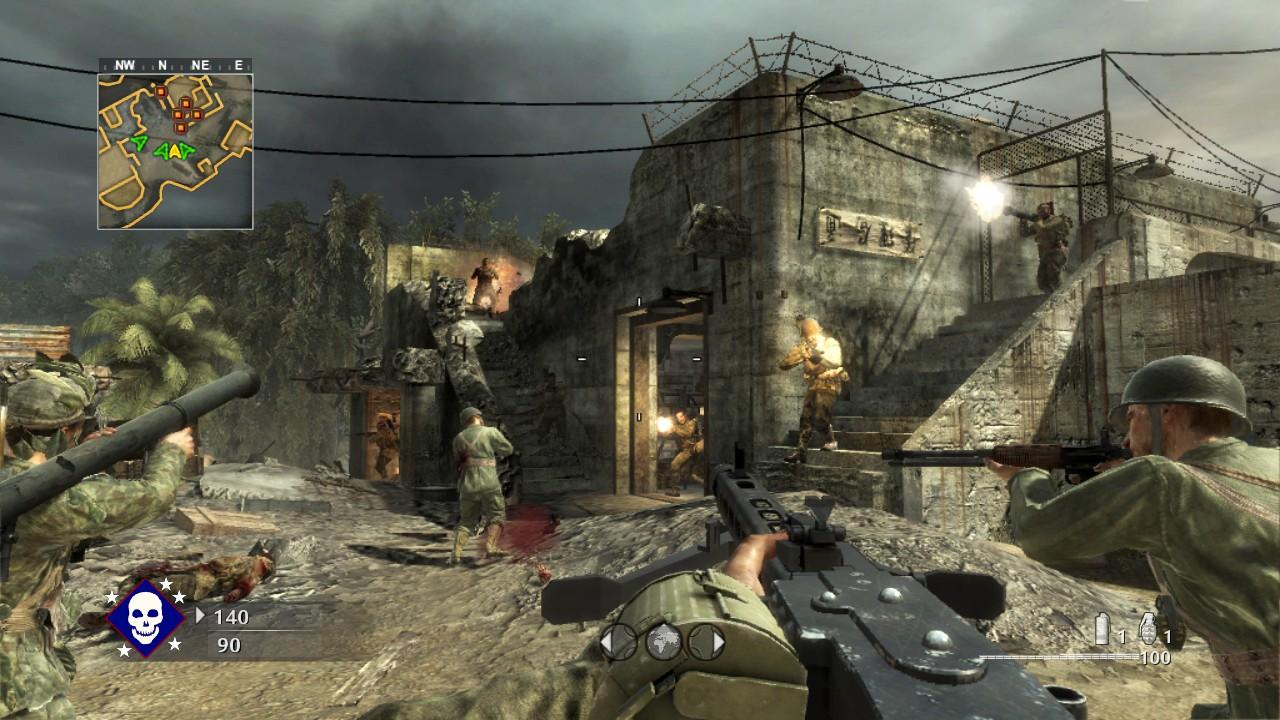 Call of Duty 5: World at War - Screenshot DLC