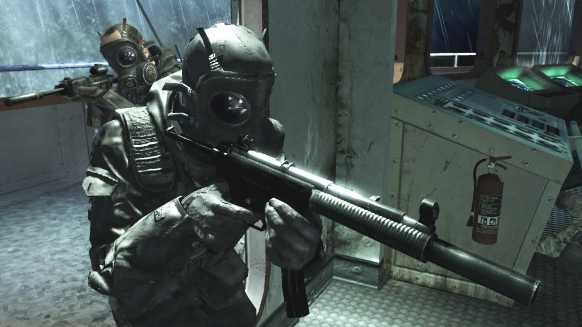 Call of Duty: Modern Warfare 2 - Missioni suburbane