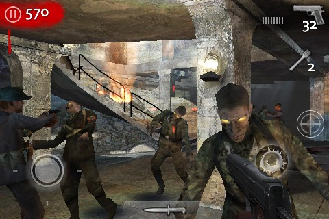 Call of Duty: World at War: Zombies - Screenshot
