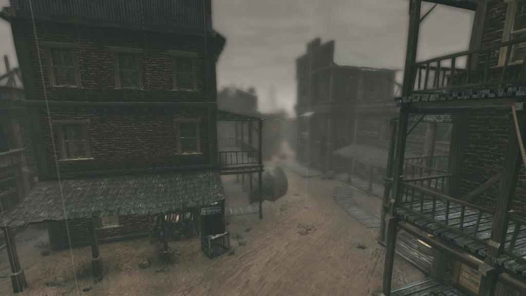 Call of Juarez: Bound in Blood - Old West Map Pack