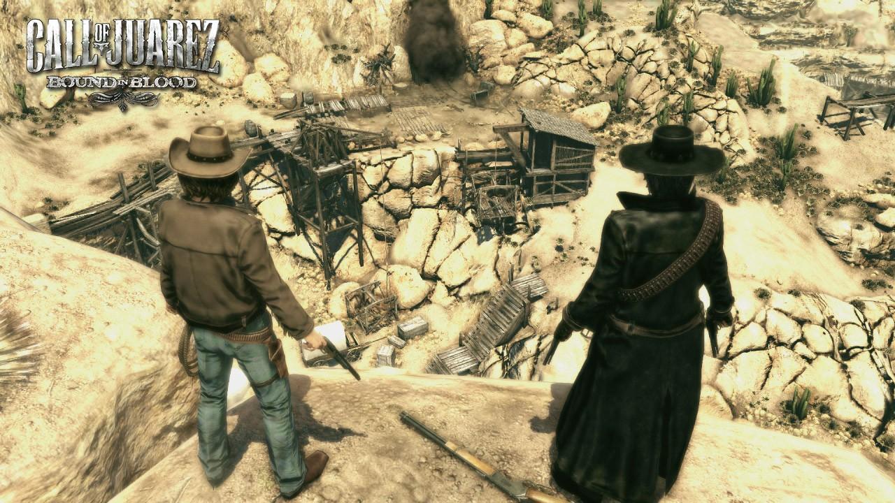 Call of Juarez: Bound in Blood - Prime Immagini