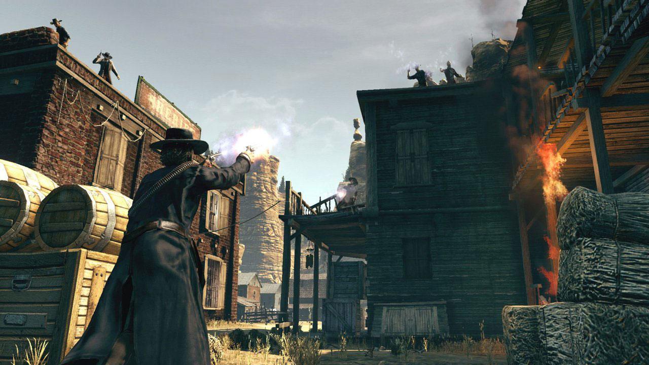Call of Juarez: Bound in Blood - Screenshot