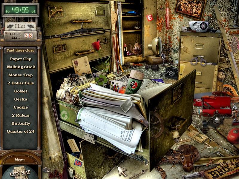 Cate West: The Vanishing Files - Screenshot