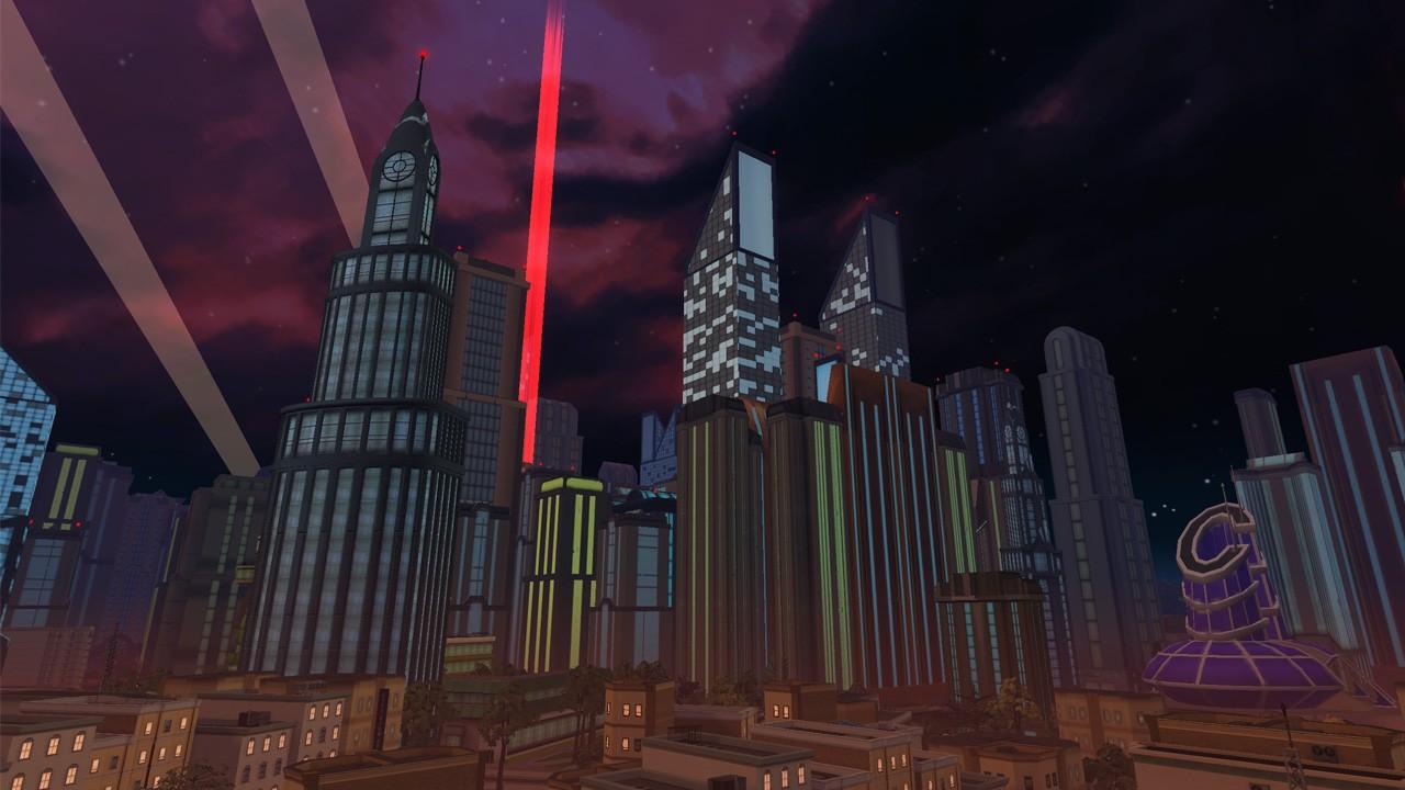 Champions Online - Blood Moon DLC