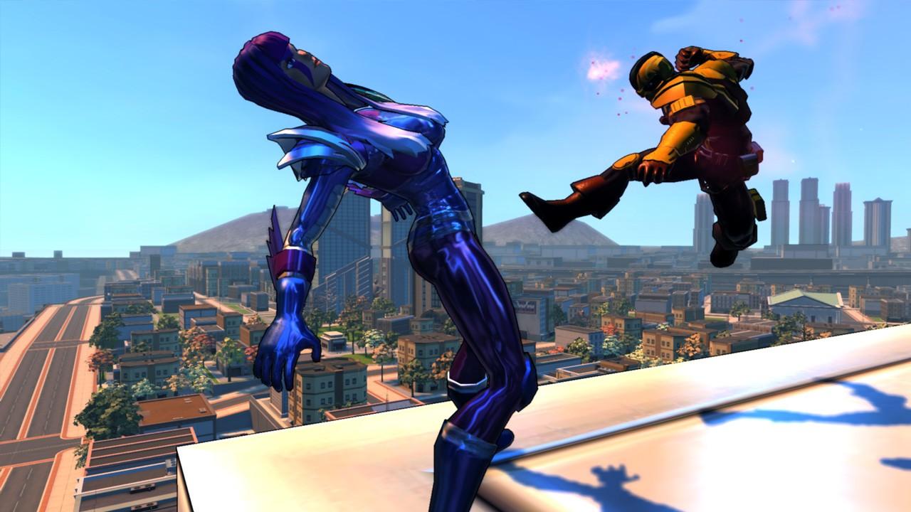 Champions Online - Supereroi in città