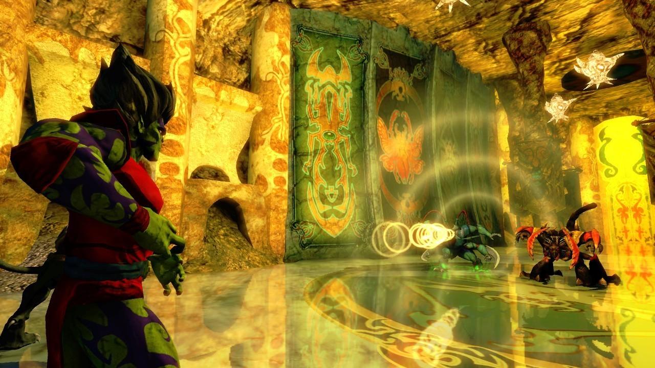 Chaotic: Shadow Warriors - Immagini di Gioco
