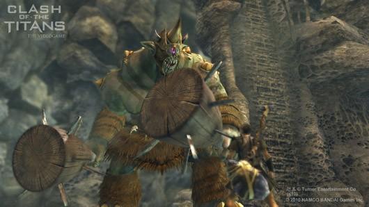 Clash of the Titans: Primi Screenshots