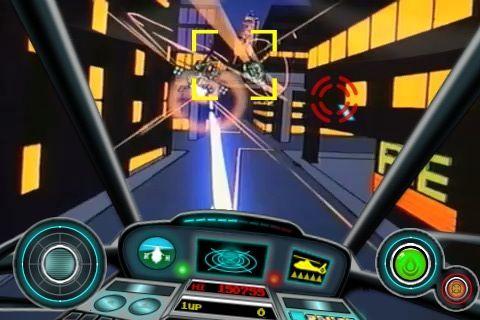 Cobra Command - Screenshot