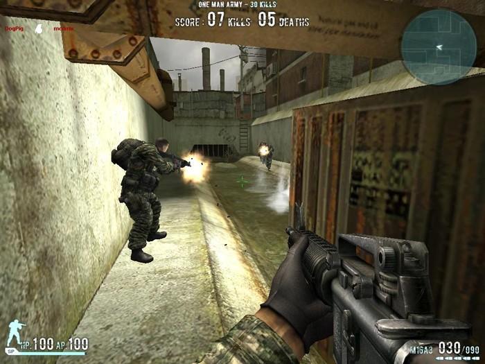 Combat Arms - Screenshot