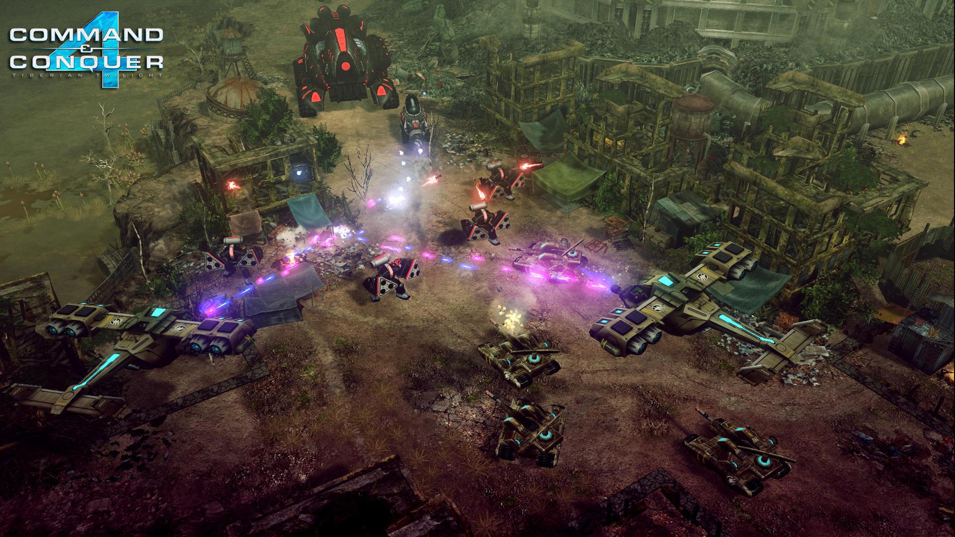 Command & Conquer 4 - Guerra meccanica