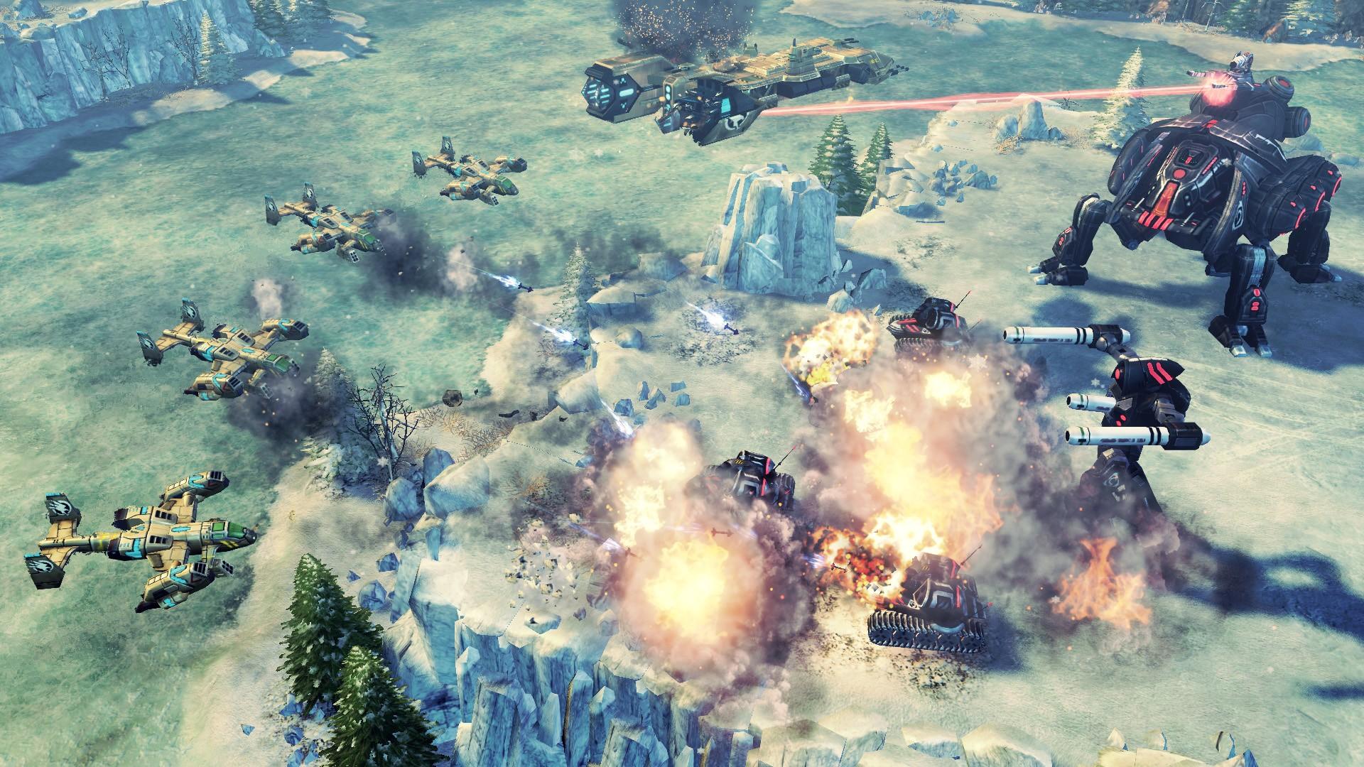 Command & Conquer 4 - Missione Artica