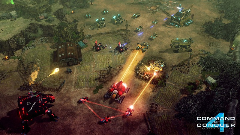 Command & Conquer 4: Tiberian Twilight - Junktown