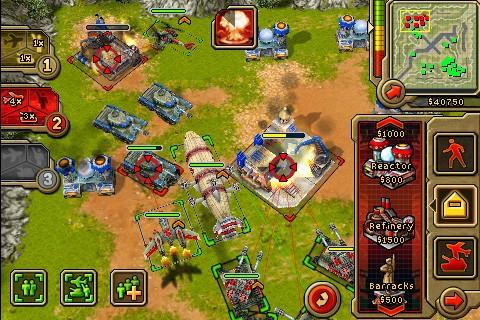 Command & Conquer: Red Alert - Screenshot