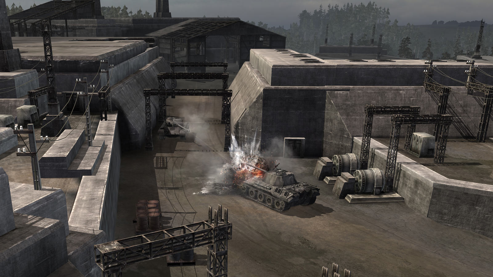 Company of Heroes: Tales of Valor - Ingame