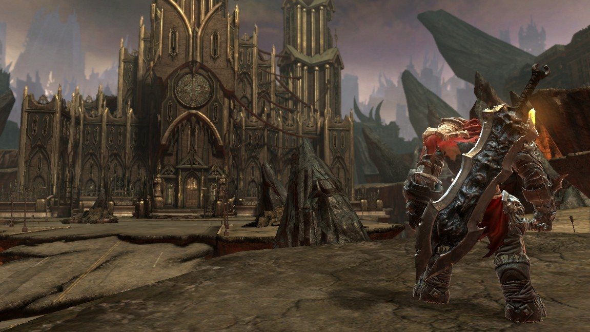 Darksiders: Wrath of War - Ambienti