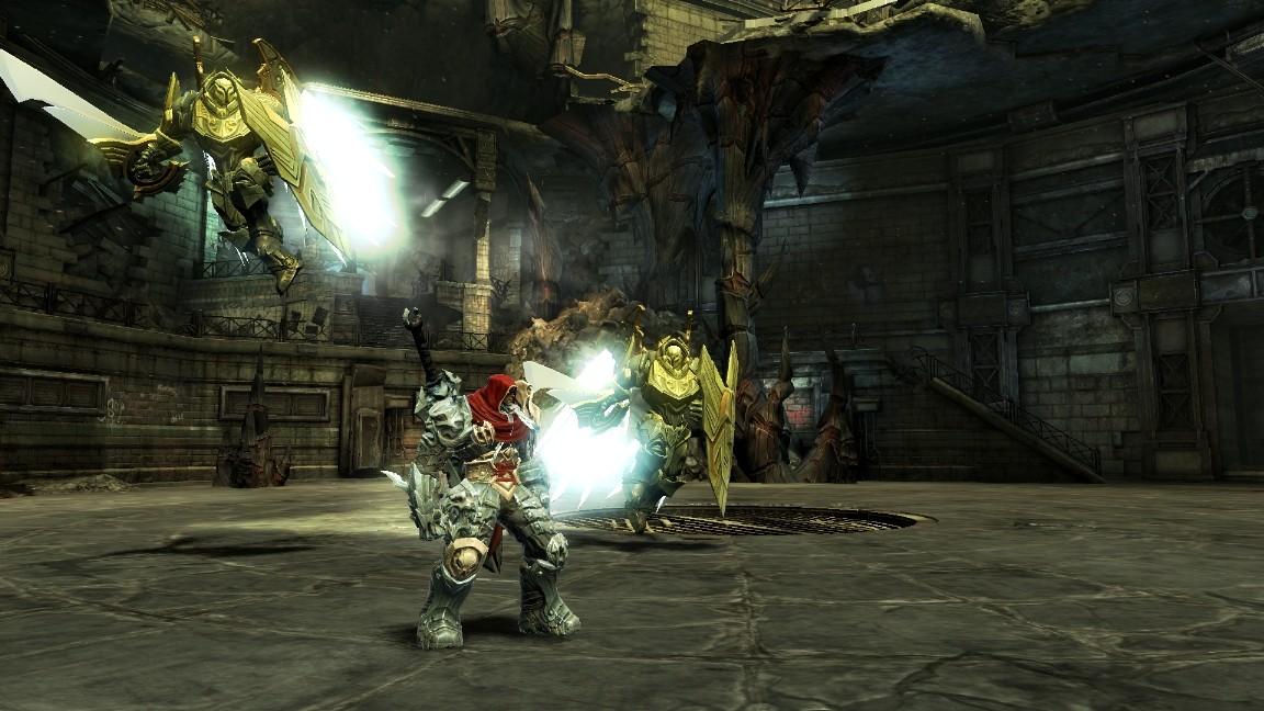 Darksiders: Wrath of War - Duelli