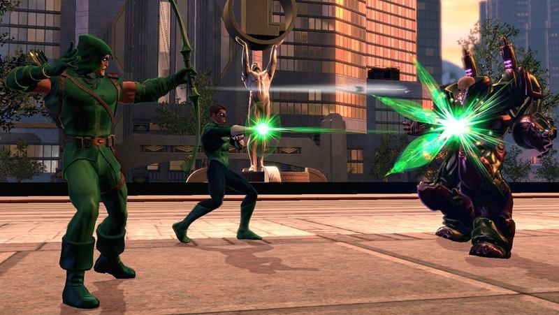 DC Universe Online - Green Arrow