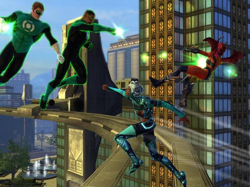 DC Universe Online - Green Lantern