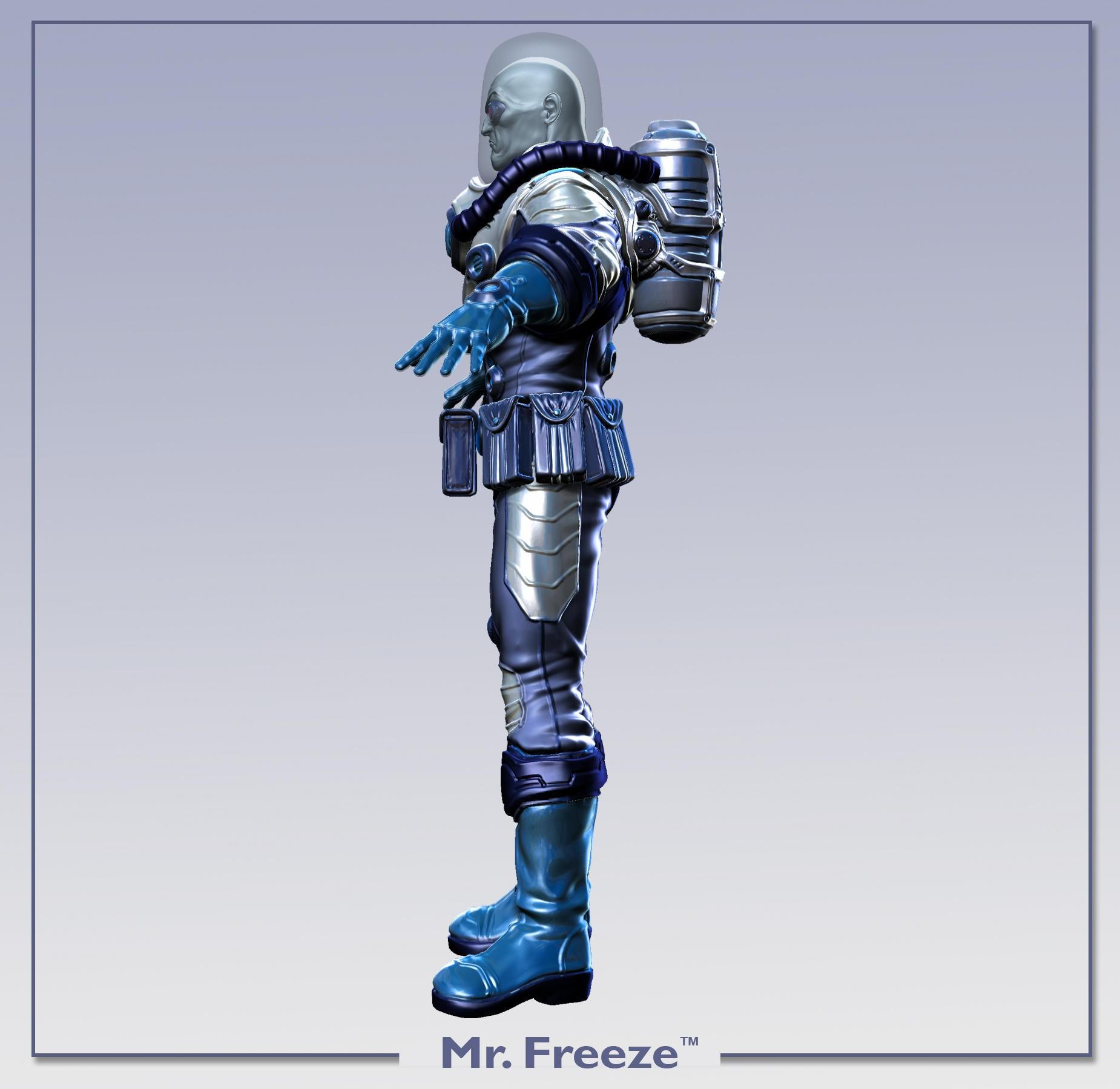 Dc Universe Online - Mr. Freeze