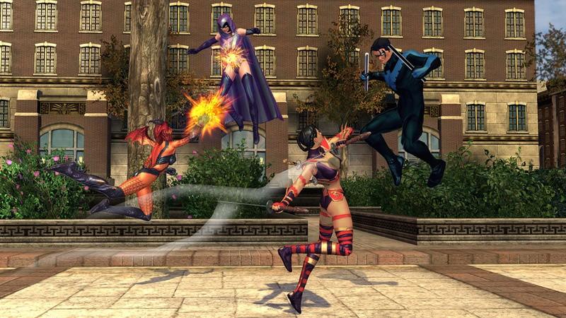 DC Universe Online - Nightwing
