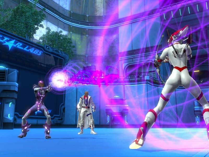 DC Universe Online - S.T.A.R. Labs