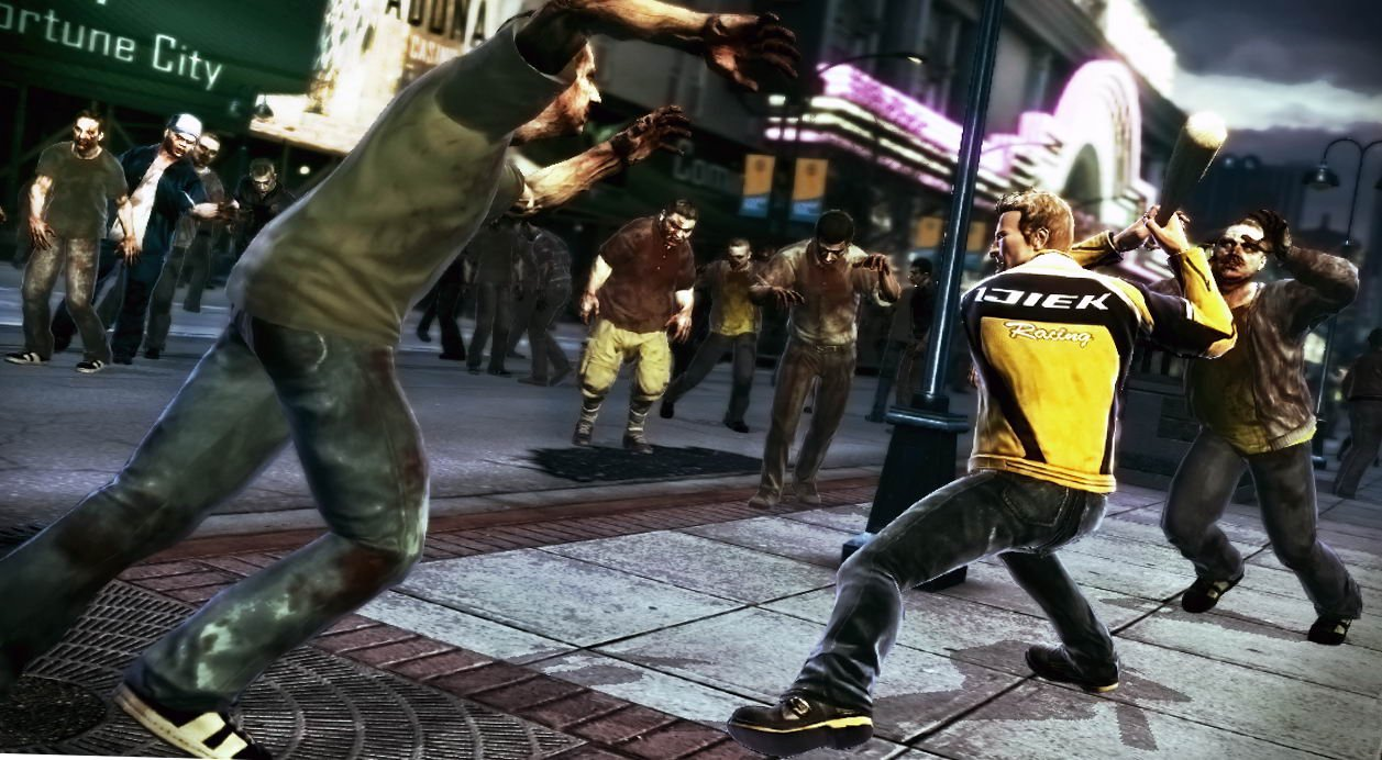 Dead Rising 2 - Gameplay
